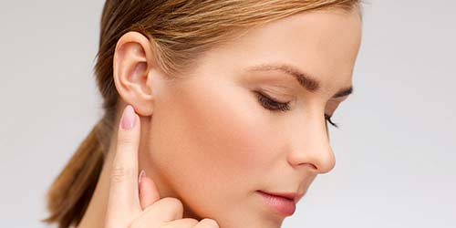 Earwax - deafness - hearing loss